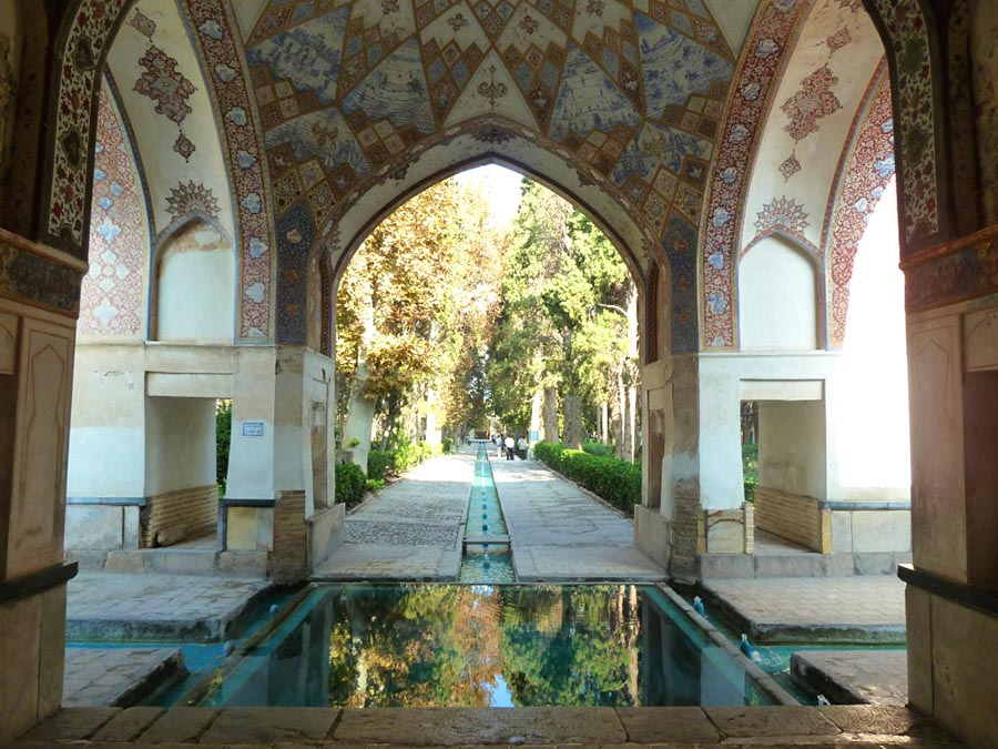 Inventory Of Islamic Historic Gardens Fin Garden In Iran