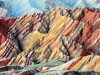 image of The color mountains